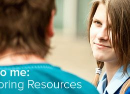 Talk to Me - Mentoring Resources